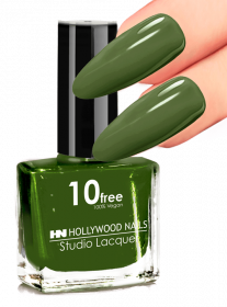Studio Lacquer Nagellack Olive Green 111