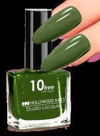 Studio Lacquer Nagellack Olive Green 111