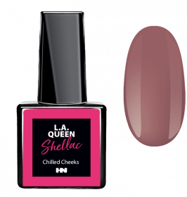 L.A. Queen UV Gel Shellac  - Chilled Cheeks  #28 15 ml