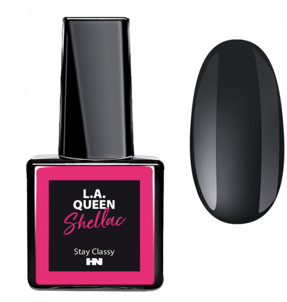 L.A. Queen UV Gel Shellac - Stay Classy #10 15 ml