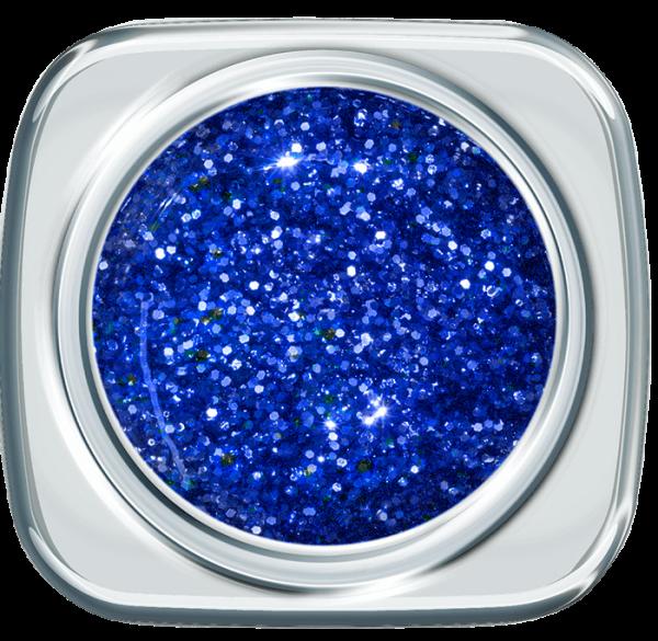 Glitter UV Gel 371 Beyond Blue 5 g