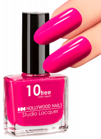 Studio Lacquer Nagellack Neon Pink 6