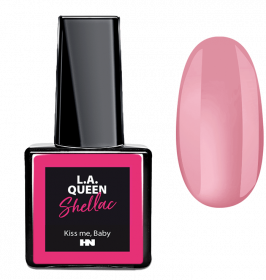 L.A. Queen UV Gel Shellac  - Kiss me Baby #13 15 ml
