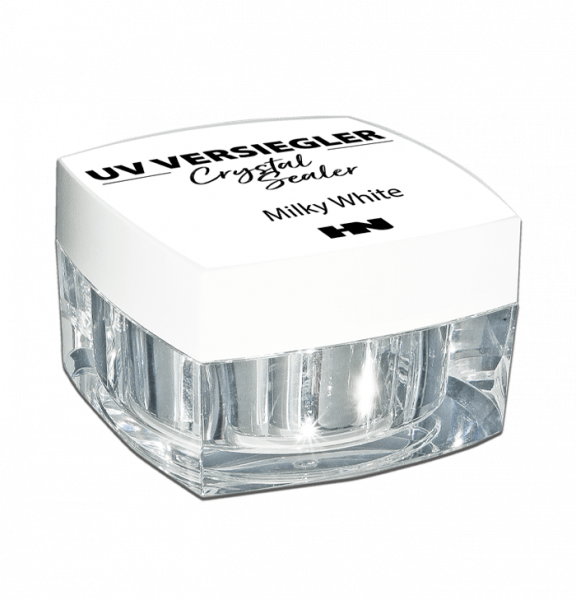 Crystal Sealer Milky White UV Versiegler