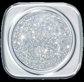 Glitter UV Gel Silver 00