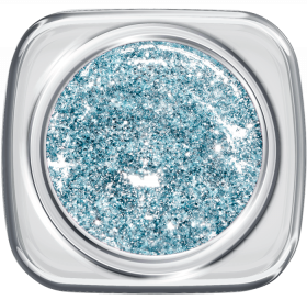 Glitter UV Gel 382 Delicate Blue 5 g