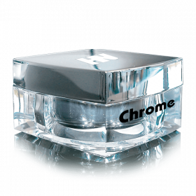 Chrome AcryLight Powder French White