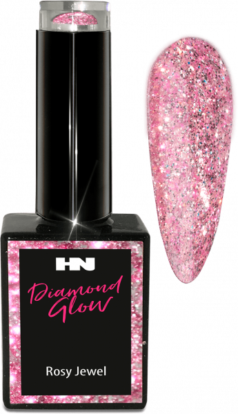 Glitter Diamond Glow Rosy Jewel 10 ml