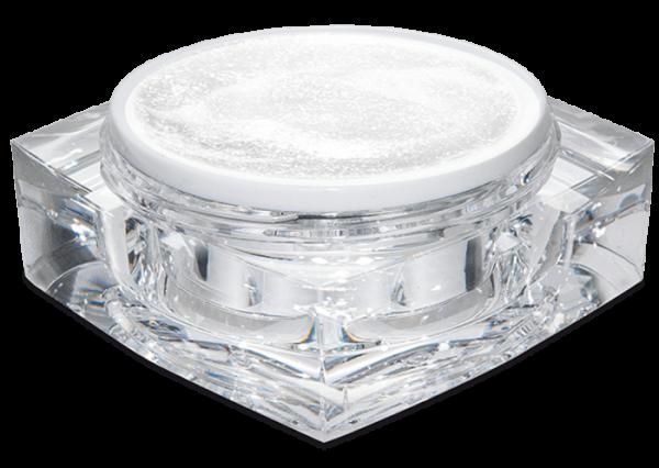 Platinum French Gel Glimmer White