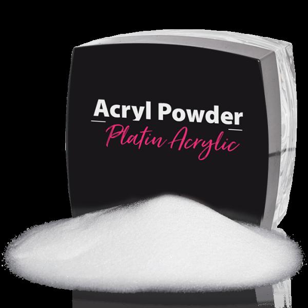 Platin Acrylic French Powder Winter White