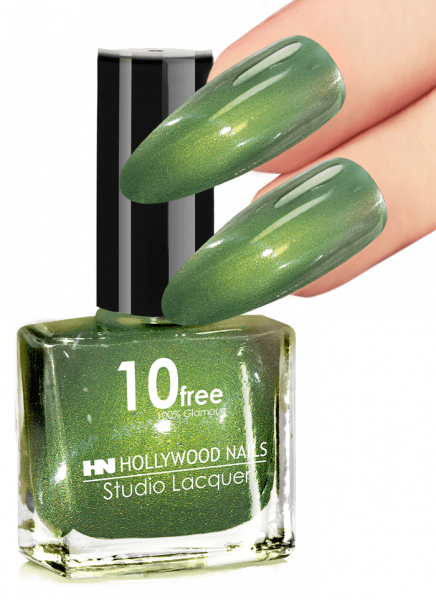 Studio Lacquer Nagellack Cheerful Green 26