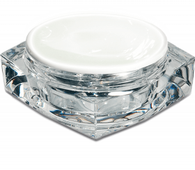 Build Up UV Gel Baby Boomer White