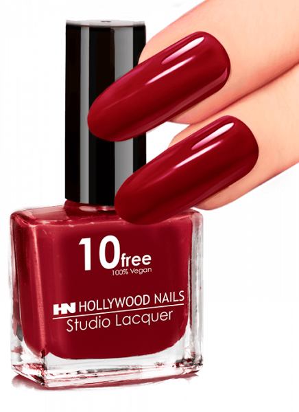 Studio Lacquer Nagellack The Red 24