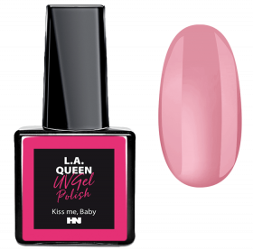 L.A. Queen UV Gel Polish - Kiss me Baby #13 15 ml