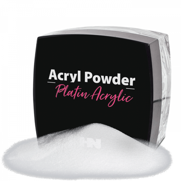 Platin Acrylic French Powder Oat Milk White