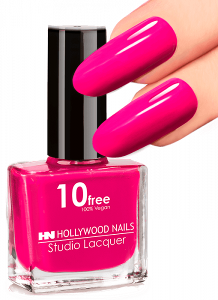 Studio Lacquer Nagellack Neon Pink 6