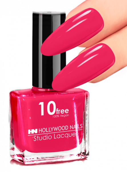 Studio Lacquer Nagellack Hot Pink 100