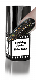 Strobing Sealer Holo Gold Hochglanz Versiegler