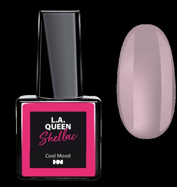 L.A. Queen UV Gel Shellac - Cool Mood #12 15 ml