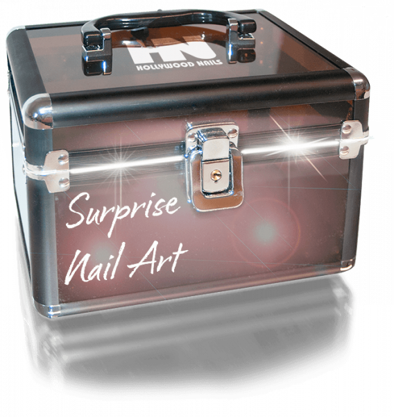 Surprise Beauty Koffer Nail Art
