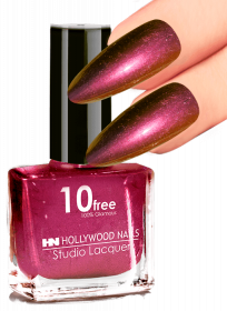 Studio Lacquer Nagellack Showy Burgundy 55