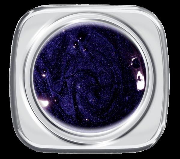 Colour UV Gel Purple Black 910