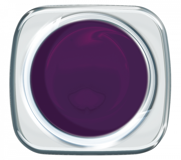 Colour UV Gel Midnight Purple 935