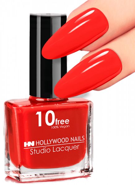 Studio Lacquer Nagellack Fiery Red 32