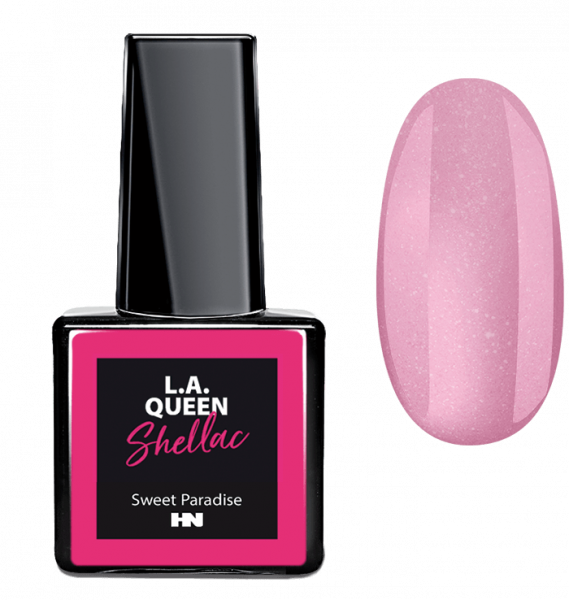 L.A. Queen UV Gel Shellac - Sweet Paradise #14