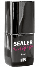 Fast Glaze Sealer UV Milky Rose