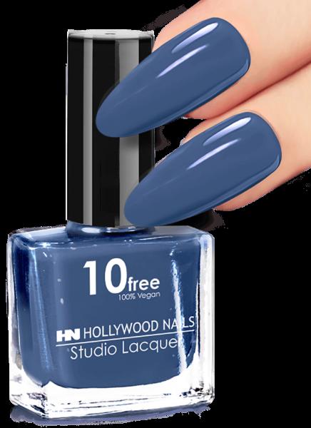 Studio Lacquer Nagellack Determind Blue 83