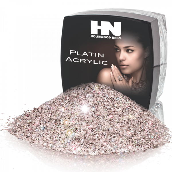 Glitter Powder Nude Glow 119