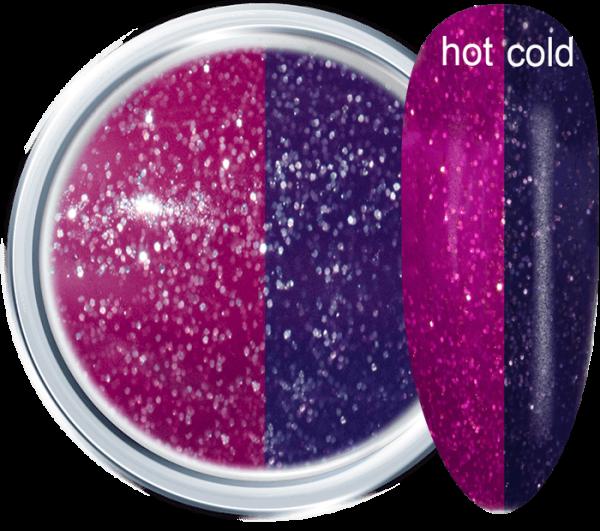 Thermo UV Gel Lila/Pink 338