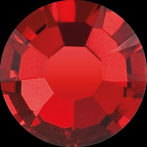 Swarovski Strass Rot 100 Stück