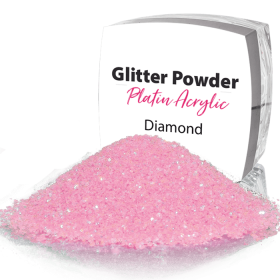 Glitter Powder Rose Pearls 180