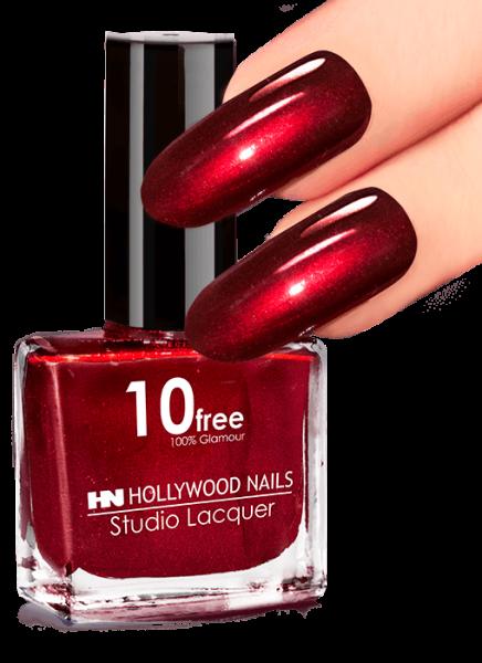 Studio Lacquer Nagellack Silk Red 17