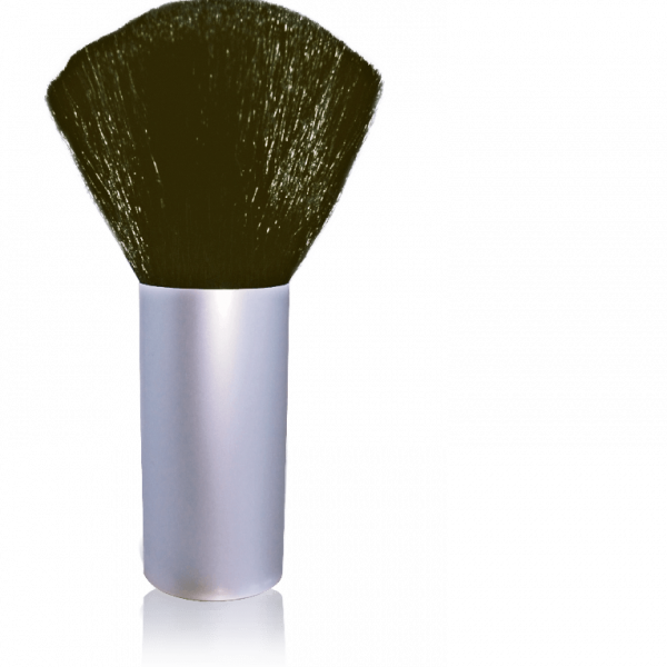 Kosmetikpinsel Metallstiel