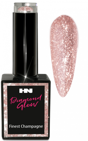 Glitter Diamond Glow Finest Champagne 10 ml