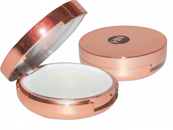 Lippenpflege Rosegold mit Spiegel Lipbalm