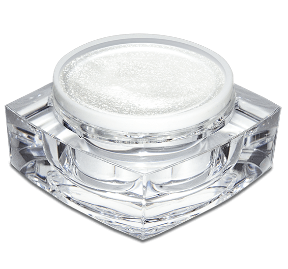 Titan French UV Gel Glimmer White