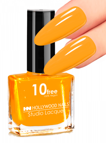 Studio Lacquer Nagellack Golden Amber 104