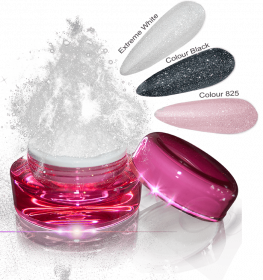 Glamour Dip Powder White Snow