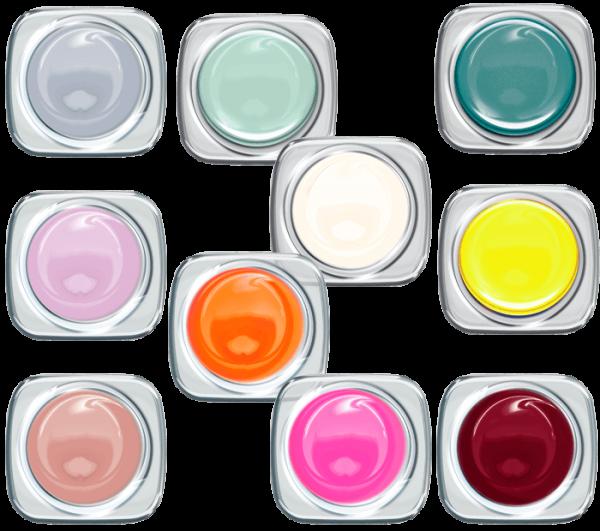 Colour UV Gel Set Tender Soft FS 2021
