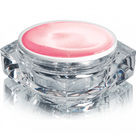 Titan Make-Up Milky Glimmer Pink UV Gel