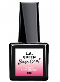 L.A. Queen Shellac  Base Coat - Vitamin Strengthener 15 ml