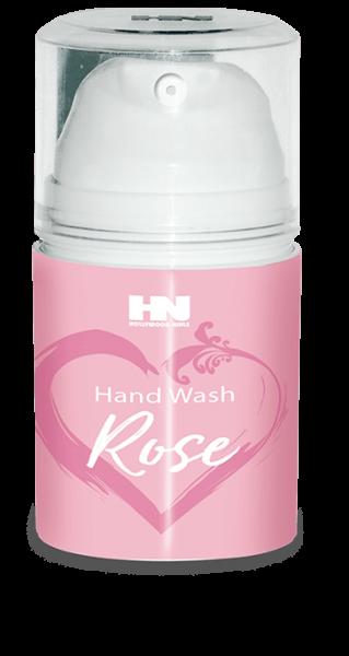 Hand Creme Soap Flüssigseife, Rose 50 ml