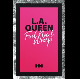 L.A. Queen  Remover - Foil Nail Wraps 10 Stk
