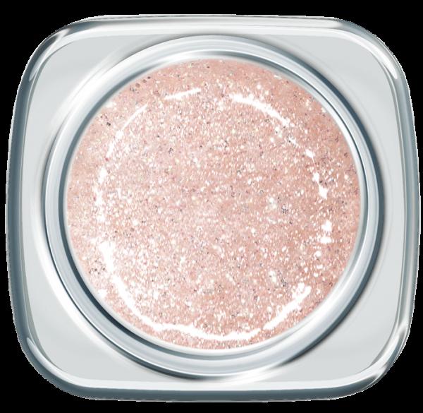 Glitter UV Gel Nude Glow 119