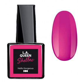 L.A. Queen UV Gel Shellac  - Hello Gorgeous #17 15 ml