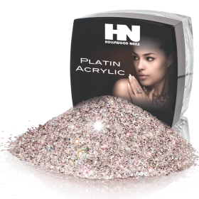 Glitter Powder Nude Glow